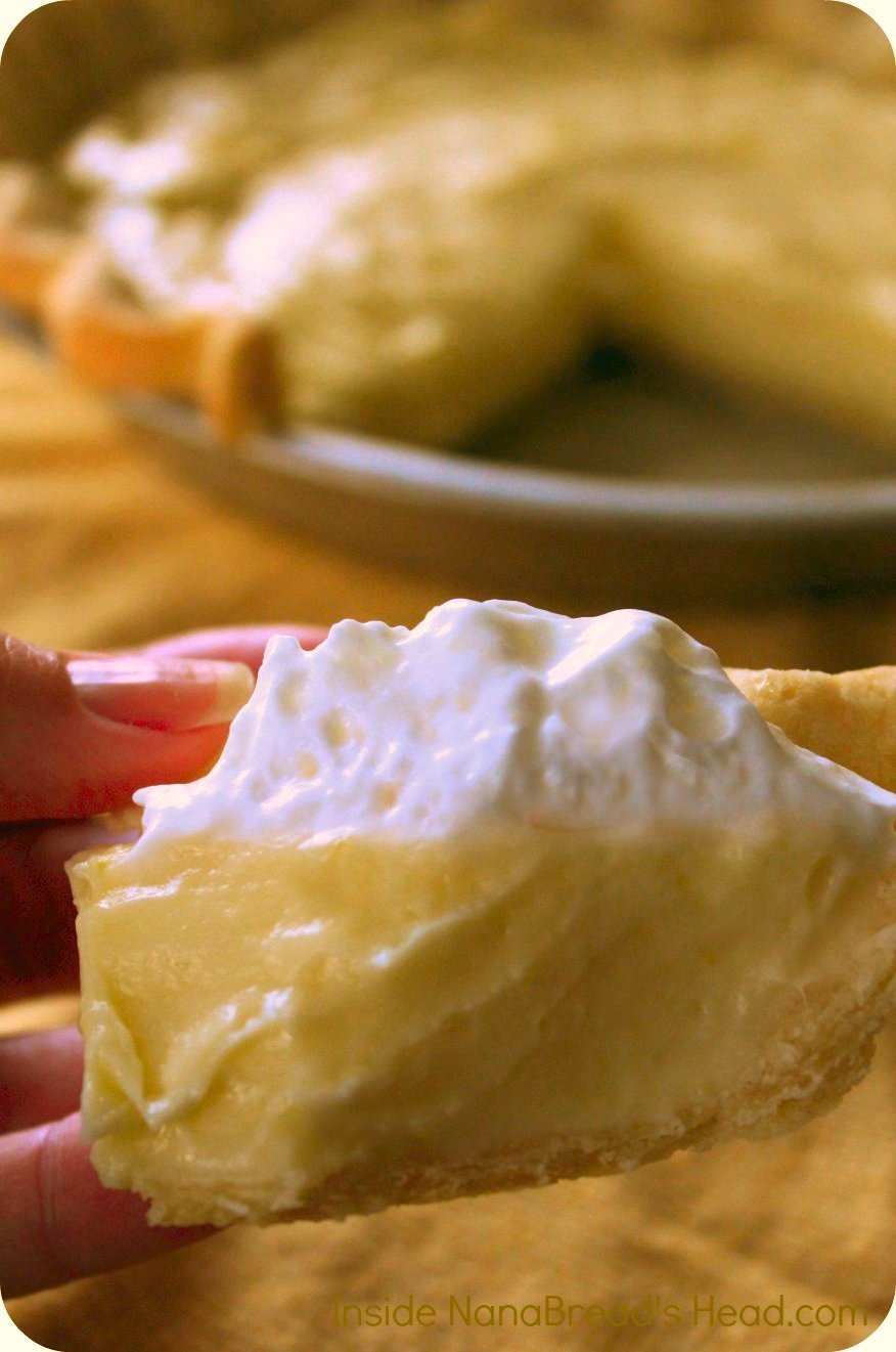 Lemon Cream Pie Waffles Recipes — Dishmaps