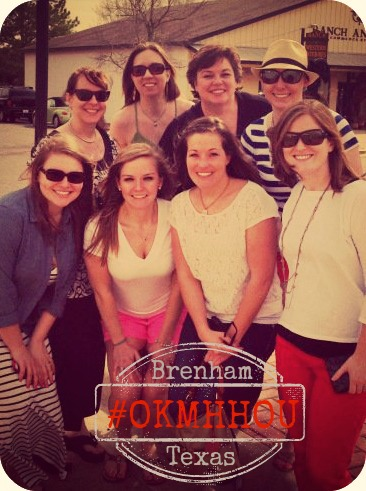 OKMHHOU - Group in Brenham