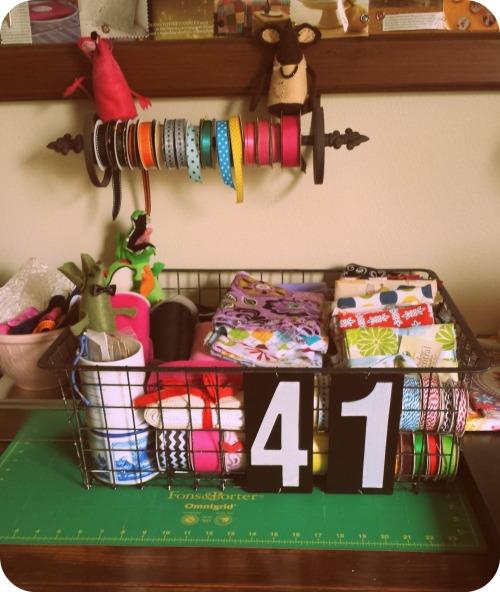 OKMHHOU - Locker Basket for Fabric
