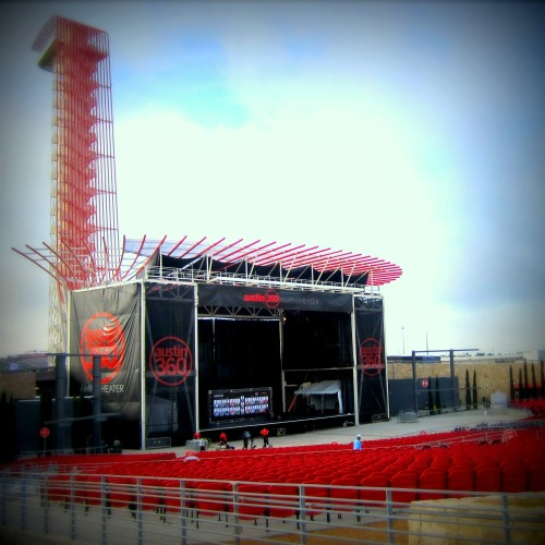 Austin 360 Concert Stage - MotoGP Austin