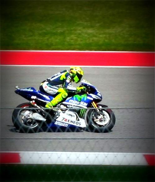 Rossi - Going Going Gone - MotoGP Austin