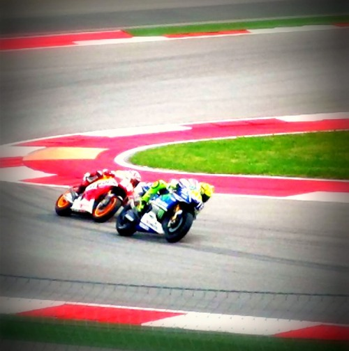 The Kid's Favorites - Rossi & Marquez - MotoGP Austin