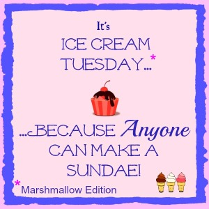 Jenni's Ice Cream Tuesday -Mallow Week logo