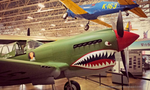 Hill AFB - Aerospace Museum - Awesome Paint Job