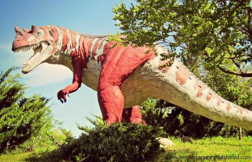 Ogden Dinosaur Park - Meat Eater