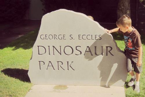 Ogden - Eccles Dinosaur Park