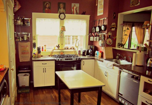 Ogden Rental House - Kitchen