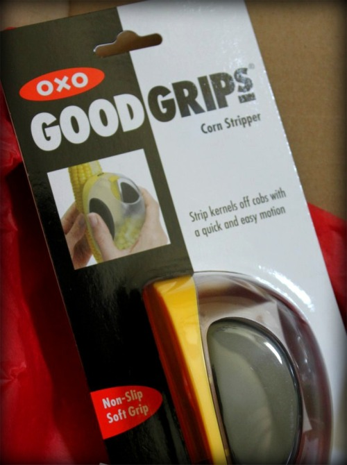OXO Corn Stripper - What A Grill Wants