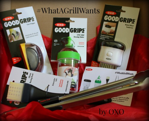 OXO - What A Grill Wants Project