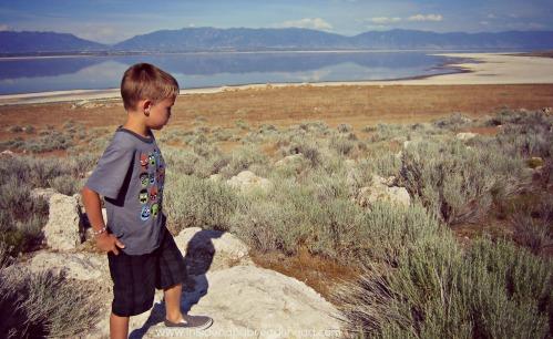 Salt Lake Park - Jonah Master of All He Surveys