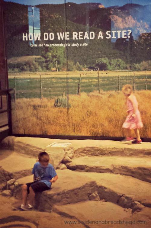 SLC Nat History Museum - Dig Site