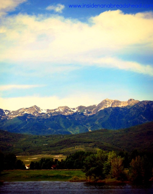 Wasatch Mountains - Ogden, Utah
