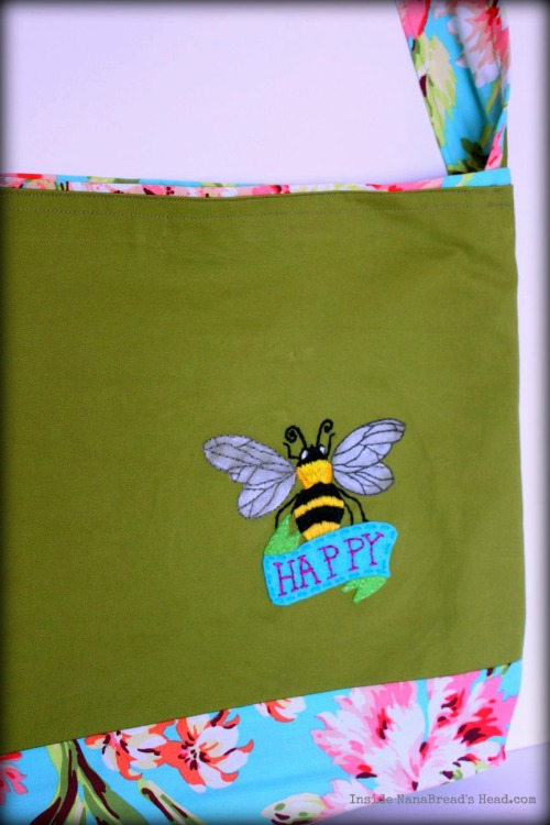 Bee Happy Bag