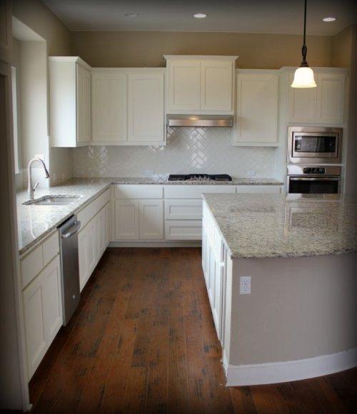Austin House - Kitchen Tile