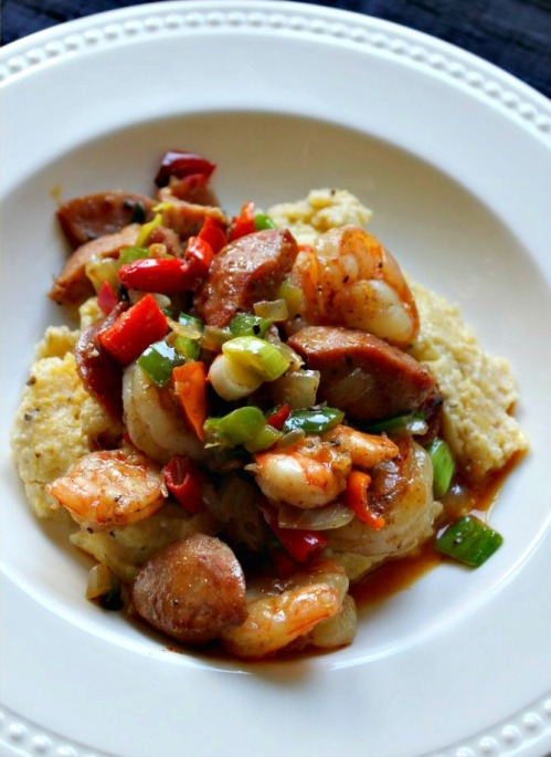 OXO Bakeware - Finished Shrimp & Grits - INBHblog